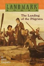 Landmark Bks.: The Landing of the Pilgrims by James Daugherty (1981,...