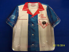 "Bowling Shirt Jersey Sports Banquet Birthday Party 9"" Shaped Paper Dinner Plates"