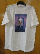 NEW World Trade Center 9/11 WTC American Eagle T-Shirt LG Large US USA Tee