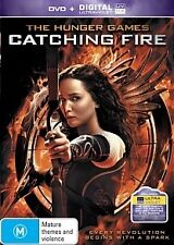 THE HUNGER GAMES 2:Catching Fire-Region 4-New AND Sealed