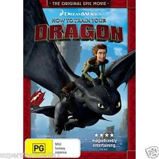 How To Train Your Dragon : NEW DVD