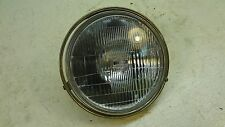 1983 Yamaha XV750 XV 750 Virago Midnight Special Y329' headlight w/ trim ring