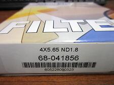 New Schneider 4x5.65 ND1.8 Neutral Density Filter Panavision Size 68-041856