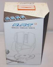 Mad Catz Cyborg RAT R.A.T. 9 Wireless Gaming Mouse 6400 dpi for PC Mac Black