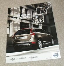 Volvo XC60 Syling Accessories Brochure 2010-2011