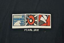 VTG Pearl Jam 90's Concert T-Shirt Tour 1996 No Code Grunge Eddie Vedder XL