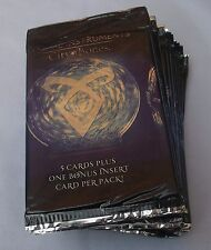 THE MORTAL INSTRUMENTS CITY OF BONES TRADING CARDS LOT OF 50 RETAIL PACKS NEW
