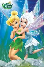 DISNEY TINKERBELL FAIRIES SECRET OF THE WINGS POSTER 22x34 NEW SHIPPING