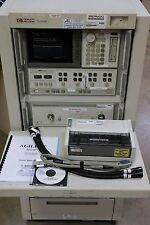 Agilent/HP 8510C 8515A 83631B RF Vector Network Analyzer VNA 45MHz-26.5GHz