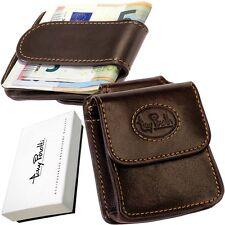 Portamonete mini TONY PEROTTI in denaro clip magnetica clip portafoglio $ Fermasoldi nuovo