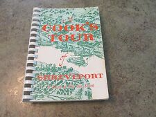A Cook's Tour of Shreveport A Dash of the Old South Jr. League Recipe Cookbook