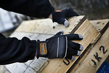 SCRUFFS MAX PERFORMANCE FULL FINGER WORK GLOVES Size L EN388 T50990