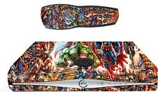 Superhero Sticker/Skin SKY HD BOX & Remote controller/controll stickers sk42