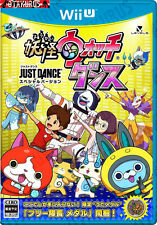 Yokai Watch Dance - Just Dance Nintendo Wii U Japan