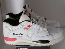 Reebok Shoes Cxt Plus Low 9.5 2 5321 White Vintage Sneakers NOS Deadstock