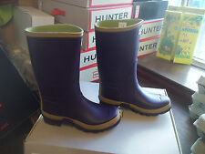 HUNTER WELLINGTONS IN HALIFAX  & BRADFORD SIZE 4 GARDENER BOOT SHORT WIDE LEG