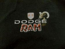 MEN'S DODGE TRUCK RAM RAMPAGE GRAB BY THE HORNS SIZE XL 100% COTTON T-SHIRT XL