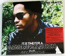 LENNY KRAVITZ - IT IS TIME FOR A LOVE REVOLUTION - CD Deluxe  Edition Sigillato