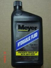 Meyer Snow Plow Fluid M-1 15487