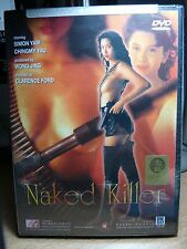 Naked Killer (Hong Kong Thriller Movie) Simon Yam
