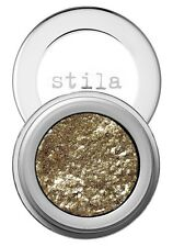 STILA high Metallic Foil Finish Eye Shadow In Vintage Black Gold - new, unboxed.