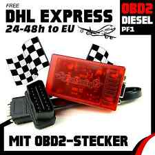Chiptuning OBD2 BMW E46 330d / xd 3.0 Diesel Chip Box Tuning TuningBox OBD 2 II