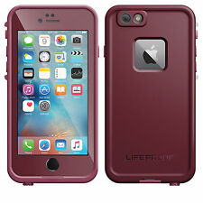 Genuine 2016 Lifeproof iPhone 6S PLUS Fre Frē waterproof case Crushed Purple