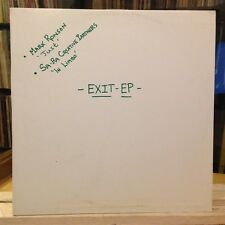 """[EDM]~EXC 12""""~MARK RONSON~SA-RA CREATIVE PARTNERS~Just~In Limbo~EXIT EP"""