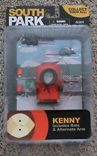 SOUTH PARK KENNY WITH RATS AND ALTERNATE ARM MEZCO 2011 WHO KILLED