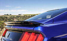 "2015 and Up Unpainted Ford Mustang ""Trak Pak"" Factory Style Lipmount Spoiler"