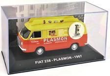 Veicoli Pubblicitari EPOCA 1:43 DIE CAST - FIAT 238 BOX WAGON PLASMON 1967[Q201]