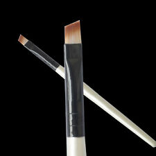 1Pc Professional Elite Angled Eyebrow Brush Nice Eye Liner Brow Makeup Tool New