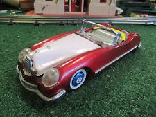 VINTAGE MADE IN CHINA MF787 FRICTION POWERED TIN CAR #1 EXCELLENT CONDITION