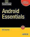 Android Essentials (Firstpress), , .,, Chris Haseman, Very Good, 2008-07-21,