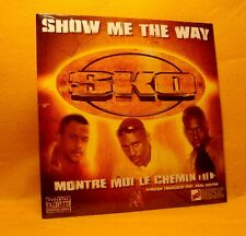 SEALED ! Cardsleeve single CD Sko Show Me The Way 3 TR 2000 Pop Rap Hip Hop