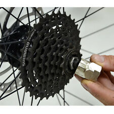Bicycle Bike Cassette Freewheel Flywheel Lockring Remover Tool fits Shimano