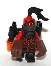 lego ORIGINAL NEXO KNIGHTS - ULTIMATE GENERAL MAGMAR 70338 minifigure