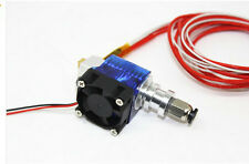 3D Printer E3D design V6 Hotend 1.75mm Filament, 0.4mm nozzle. reprap