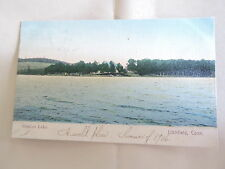 1905-10 Bantam Lake Litchfield Connecticut CT Post Card