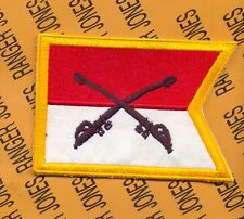 US Army Air Cavalry Regiment ACR Aviation Guidon Flag shoulder patch