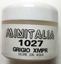 MINITALIA MODELTRENO COLORE BIANCO GRIGIO XMPR FS art. MI 1027
