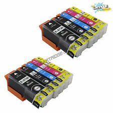 10PK T273 XL ink Cartridges for Epson Expression Premium XP620 XP520 XP610 XP810