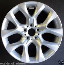 "BMW X5 2011 2012 2013 19"" 5 Split Spoke Factory OEM Wheel Rim 71440 U20"