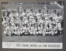 rare 1965 ARKANSAS TRAVELERS PCL Team Photo. minor league baseball
