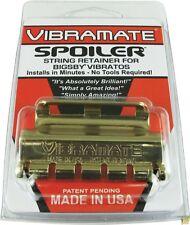 NEW Vibramate Gold Spoiler String Retainer for Bigsby Tremolo Vibrato Parts