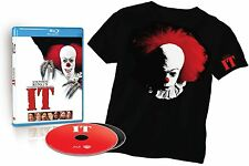 STEPHEN KING'S IT (with T-SHIRT) - Sealed Region free for UK