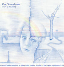 The Chameleons Script of the Bridge CD / Resurrection DVD *NEW*