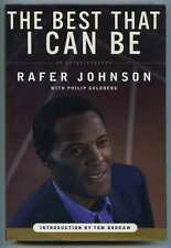 Best That I Can Be An Autobiography An Autobiography ~ Rafer Johnson - Inscribed