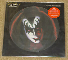 KISS GENE SIMMONS SOLO LP 180 GRAM PICTURE DISC SEALED