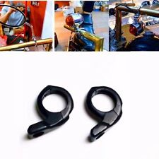 Multi-function Turn Signal Mirror Clamps Mount Motorcycle Cafe Racer Old school